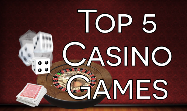 top 5 casino games