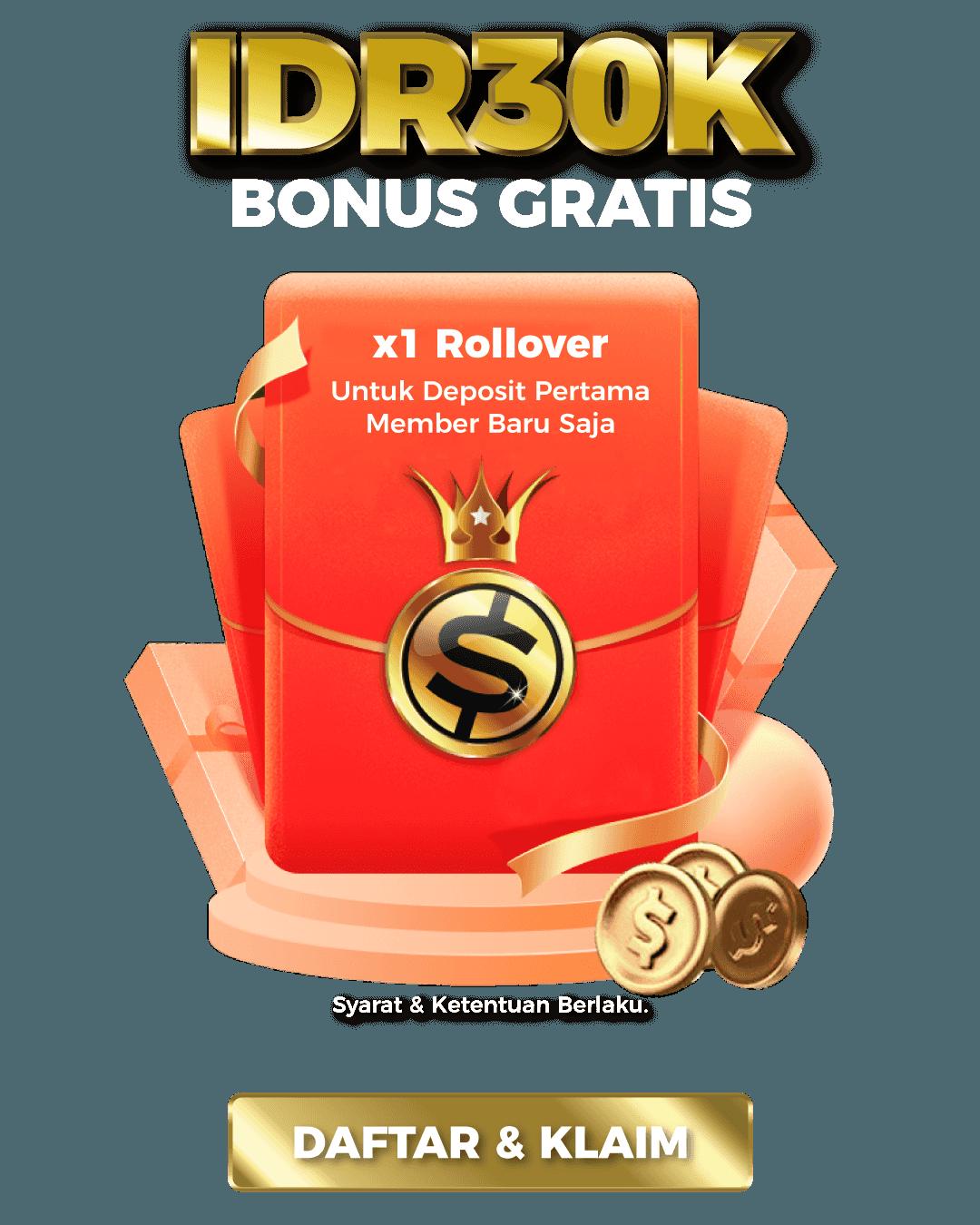 Welcome Bonus Popup